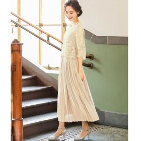 [マルイ]【セール】結婚式 ワンピース パーティードレス/ファッションレター(Fashion Letter)