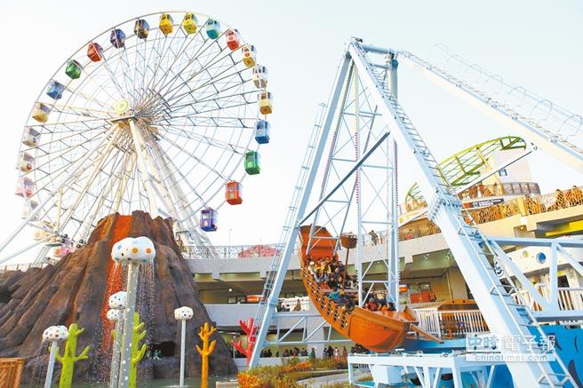 【台北市兒童新樂園 】 含遊樂券5張 門票1張 不分平假日 無期限 $125