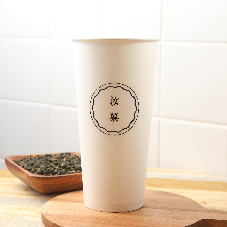 【汝菓】四季春茶 L (冷/熱) 700 c.c.★茶飲★電子票券★外帶美食★夏季飲品★免運