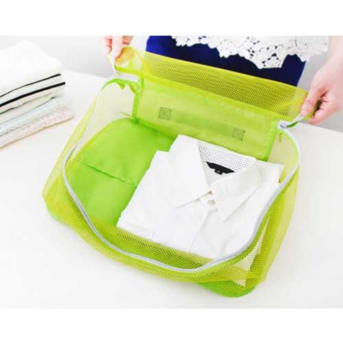 【iSFun】旅行專用*便捷收納衣物包/三色