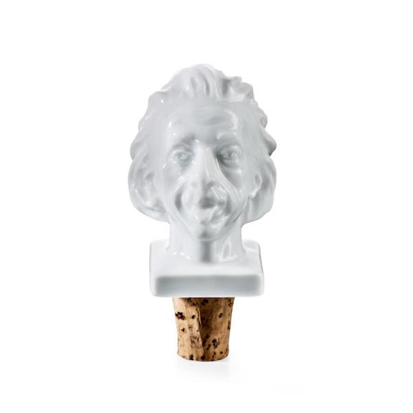 賽先生科學工廠愛因斯坦陶瓷酒瓶塞