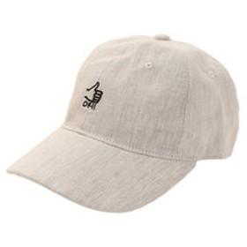 【SALE/送料無料】【Super Sports XEBIO & mall店:帽子】リネン刺繍キャップ OK 897PA9ST1751 NTL