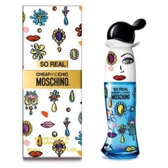 モスキーノ MOSCHINO ソーリアル オーデトワレ EDT SP 30ml 【香水】【激安セール】【あすつく】