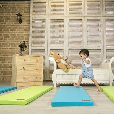 小鹿蔓蔓-防護床邊墊/單片地墊 4cm【六甲媽咪】