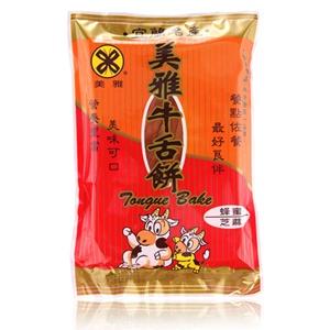 美雅-牛舌餅-蜂蜜芝麻(6片/包,共15包)