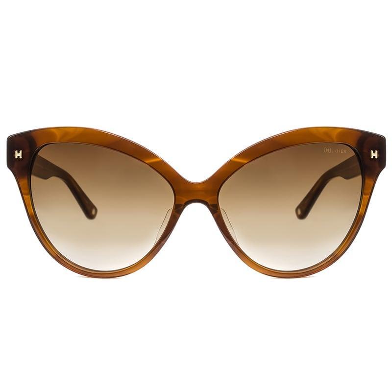 教育家 - Jocelyn B.│墨鏡│太陽眼鏡│義大利設計 - 透褐