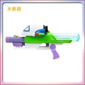 バズライトイヤー 水鉄砲 (後ろ透明ボトル) トイストーリー バズ ディズニー 水遊び 水でっぽう 水てっぽう みずでっぽう リゾート限定
