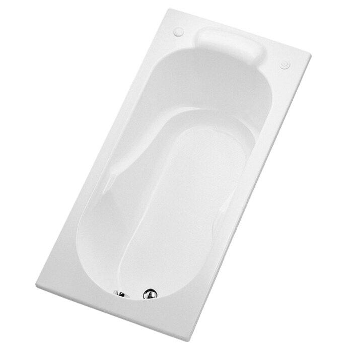 電光豪華浴缸牙色/B6050