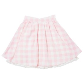 【50%OFF】 ロディスポット ギンガムチェックDollスカート /mille fille closet レディース ピンク系 M 【LODISPOTTO】 【セール開催中】
