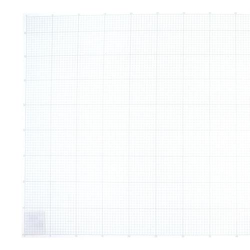 PVC方眼製圖板45*60cm
