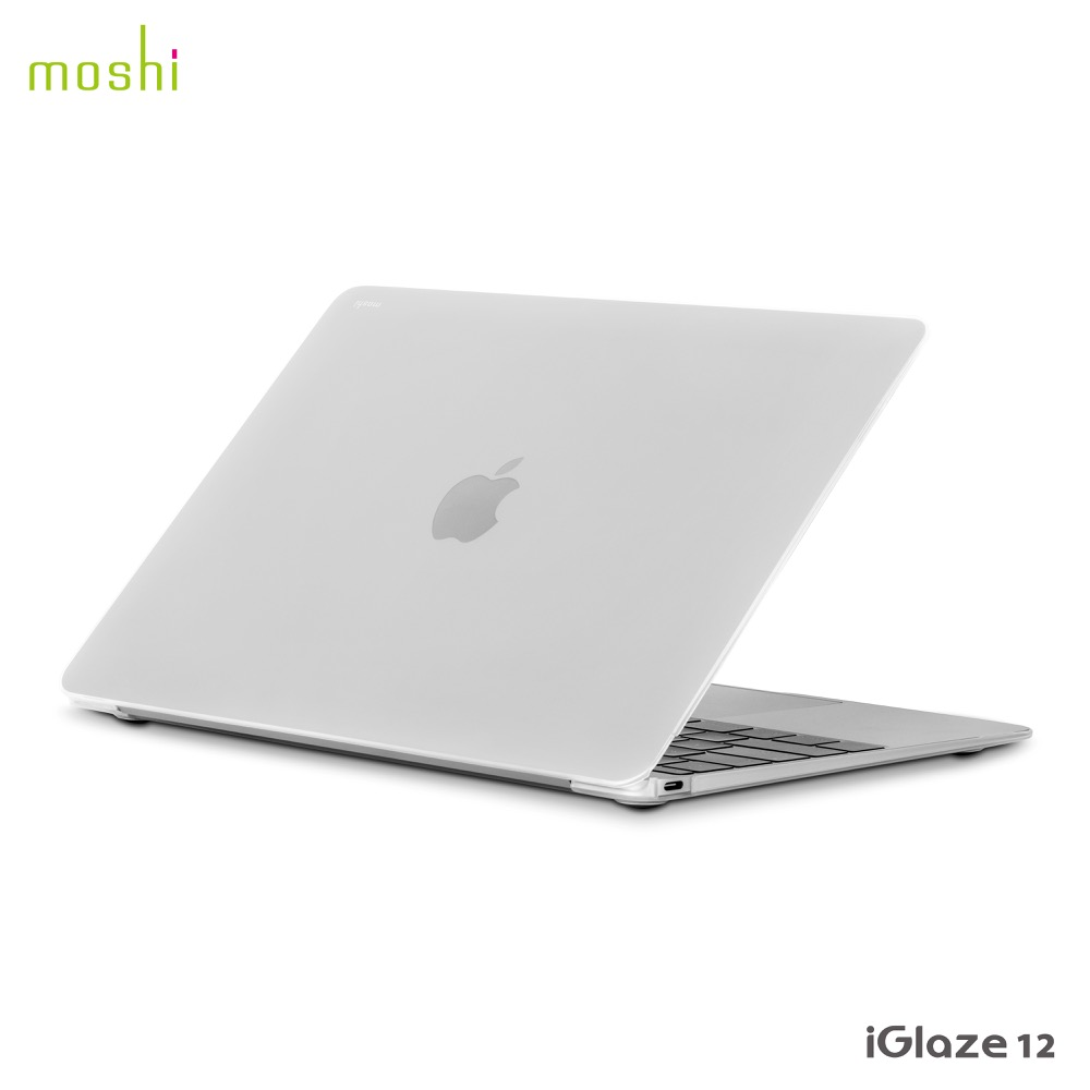Moshi iGlaze for MacBook 12 輕薄防刮保護殼