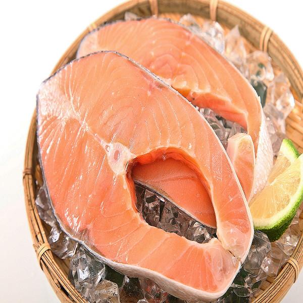 四季御品頂級鮭魚切片300g