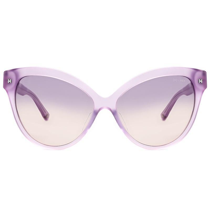 教育家 - Jocelyn B.│墨鏡│太陽眼鏡│義大利設計 - 透紫