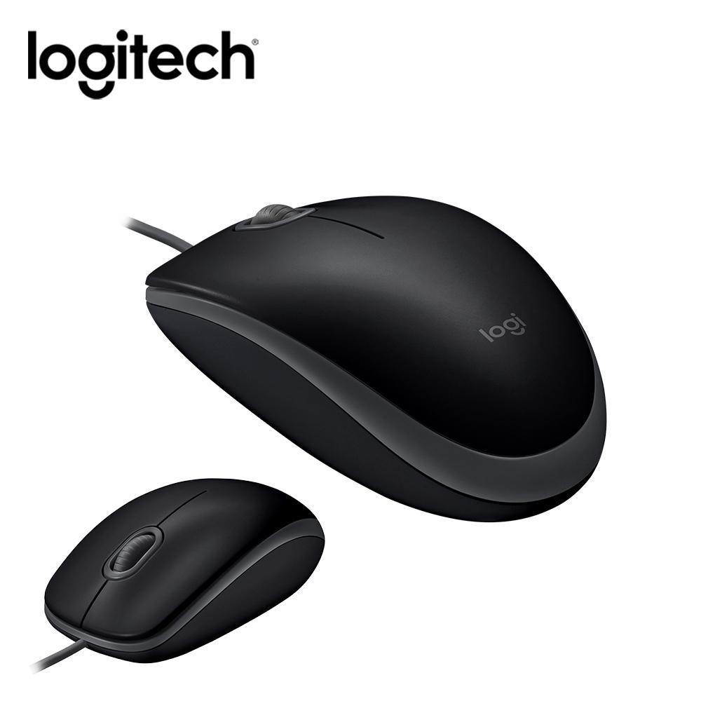 ★快速到貨★羅技 Logitech M110 靜音滑鼠