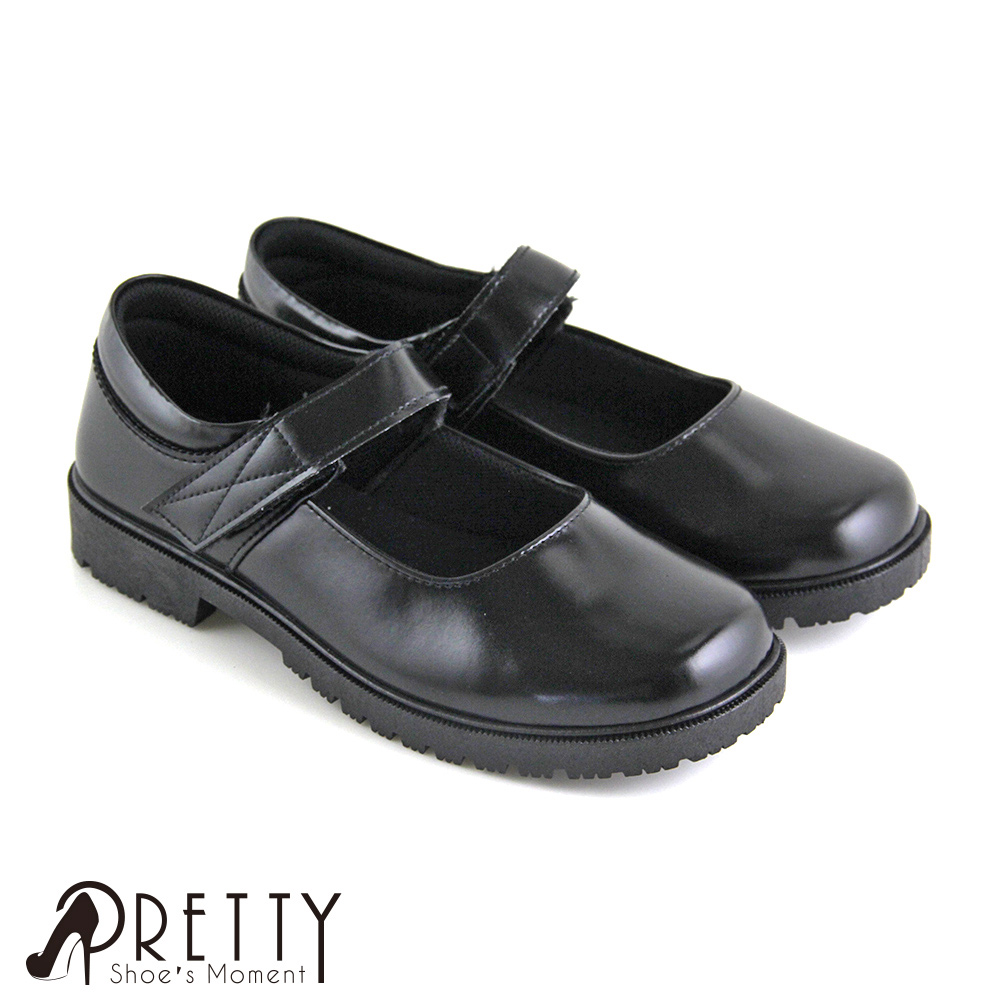【Pretty】優質瑪莉珍款學生鞋N-26894