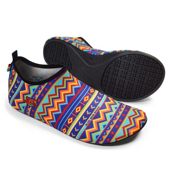 rlok skinshoes - 民族藍