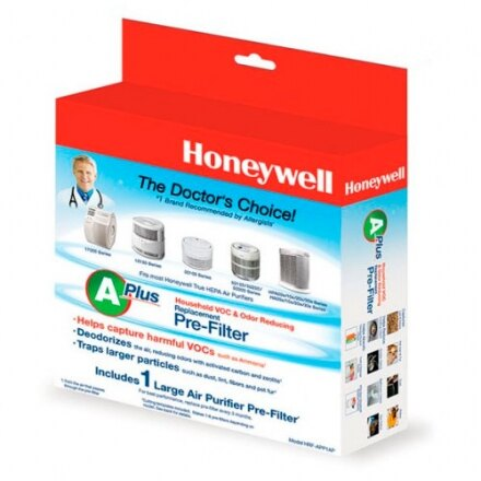 Honeywell 空氣清淨機濾網 適用多種型號 原廠通用型除臭濾網 HRF-APP1 APCZ HRF APP1