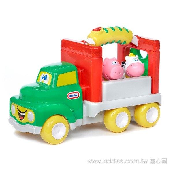 【Little Tikes 小泰可】嬰童遊戲 - 農場卡車