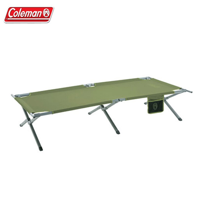 【露營趣】Coleman CM-31295 TRAILHEAD 行軍床 鋼製行軍床 摺疊床 折疊床 休閒床 涼床