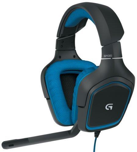 【美國代購】羅技G430 7.1 DTS耳機:X和杜比環繞聲遊戲耳機適用於PC Playstation 4。人氣店家好物聯網的美國代購品牌專區、電腦週邊、螢幕有最棒的商品。快到日本NO.1的Rakut