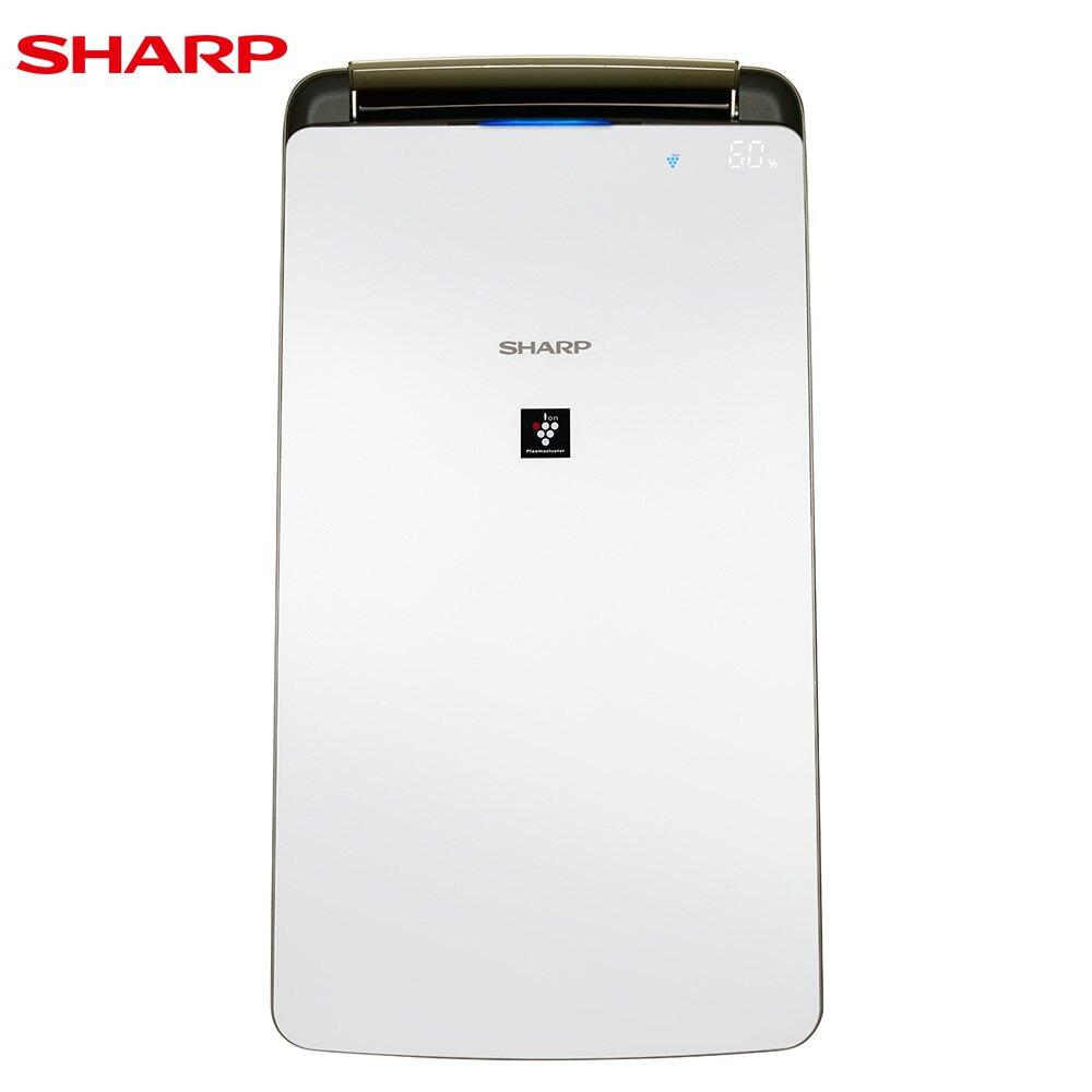 SHARP 夏普 DW-J16T-W 除濕機 16L/日除濕 4.6L超大容量水箱 自動除菌離子
