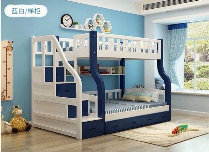 綠巨人家具網*實木1.5米雙人上下床 雙層床,樂天雙11
