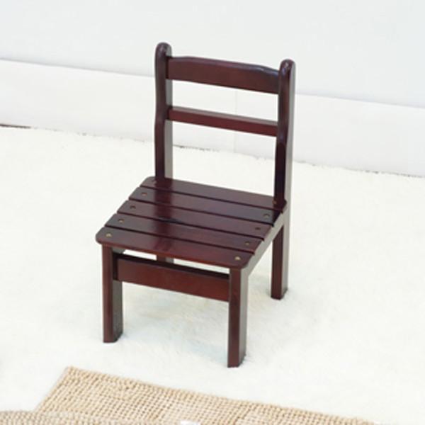 one 生活復古實木小椅(胡)