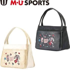 M・U SPORTS MUスポーツ 703P1002 ポーチ