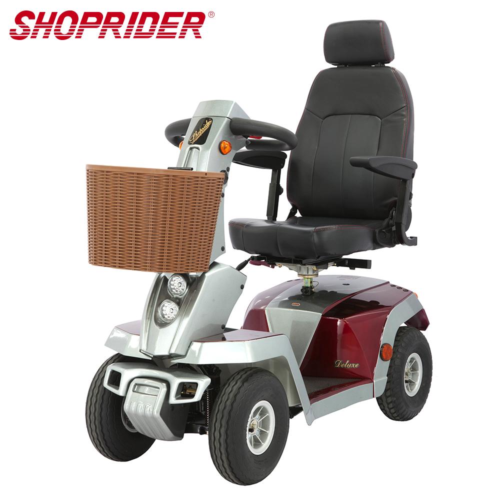 SHOPRIDER TE-9AS 必翔電動代步車 機能設計款