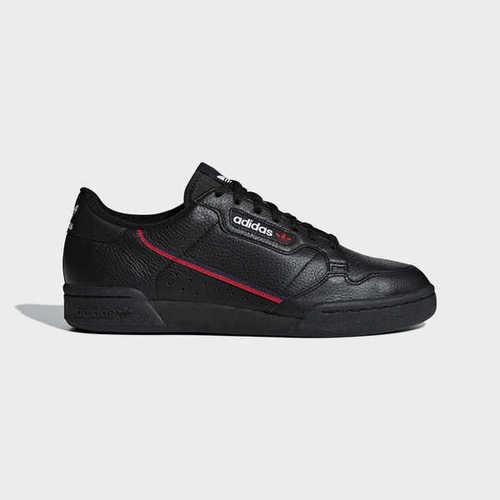 Adidas CONTINENTAL 80 [G27707] 男鞋 運動 休閒 復古 經典 搭配 舒適 愛迪達 黑