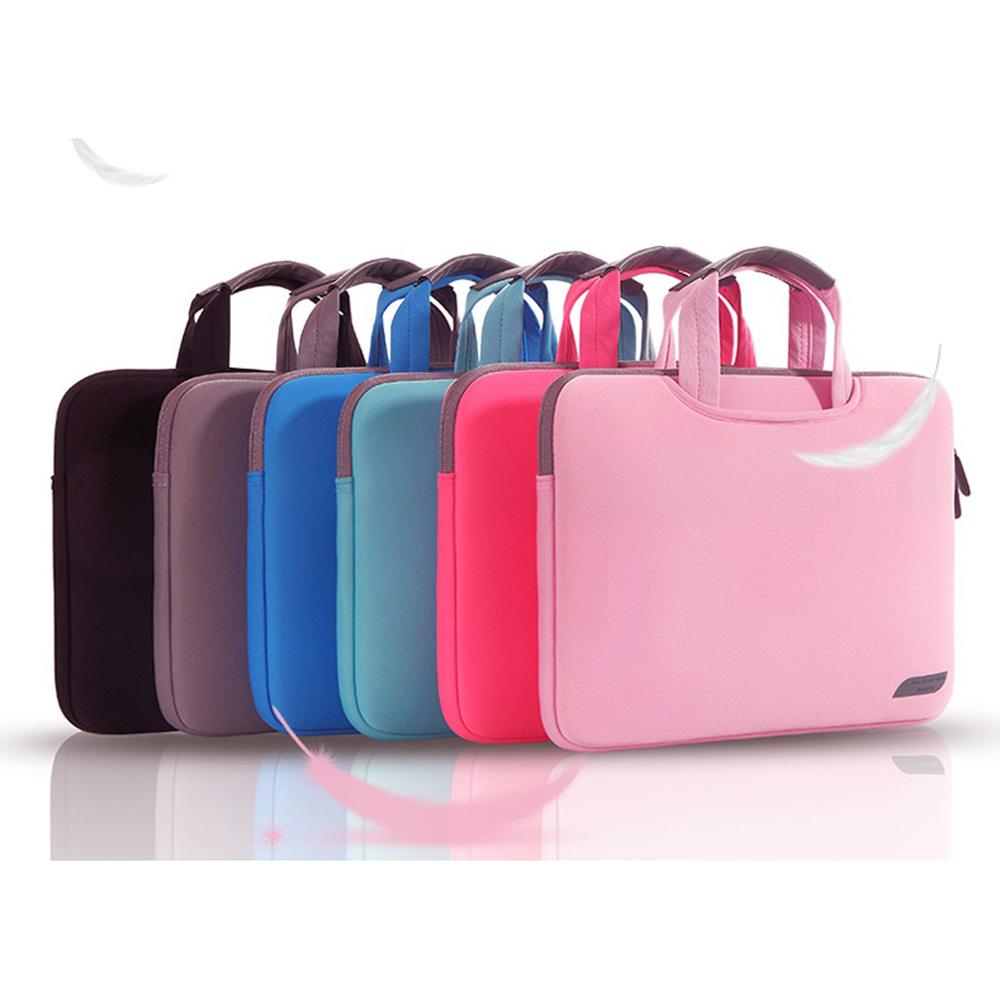 多彩15.6吋手提防震袋筆電包 手提包 防震筆電包 電腦包