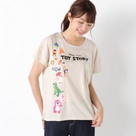 トイ・ストーリードロップショルダーTシャツ【M~5L】
