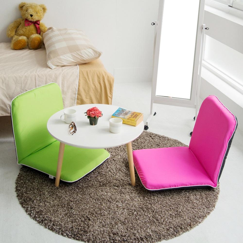Peachy Life 輕日系4段式可調舒適和室椅(4色可選)