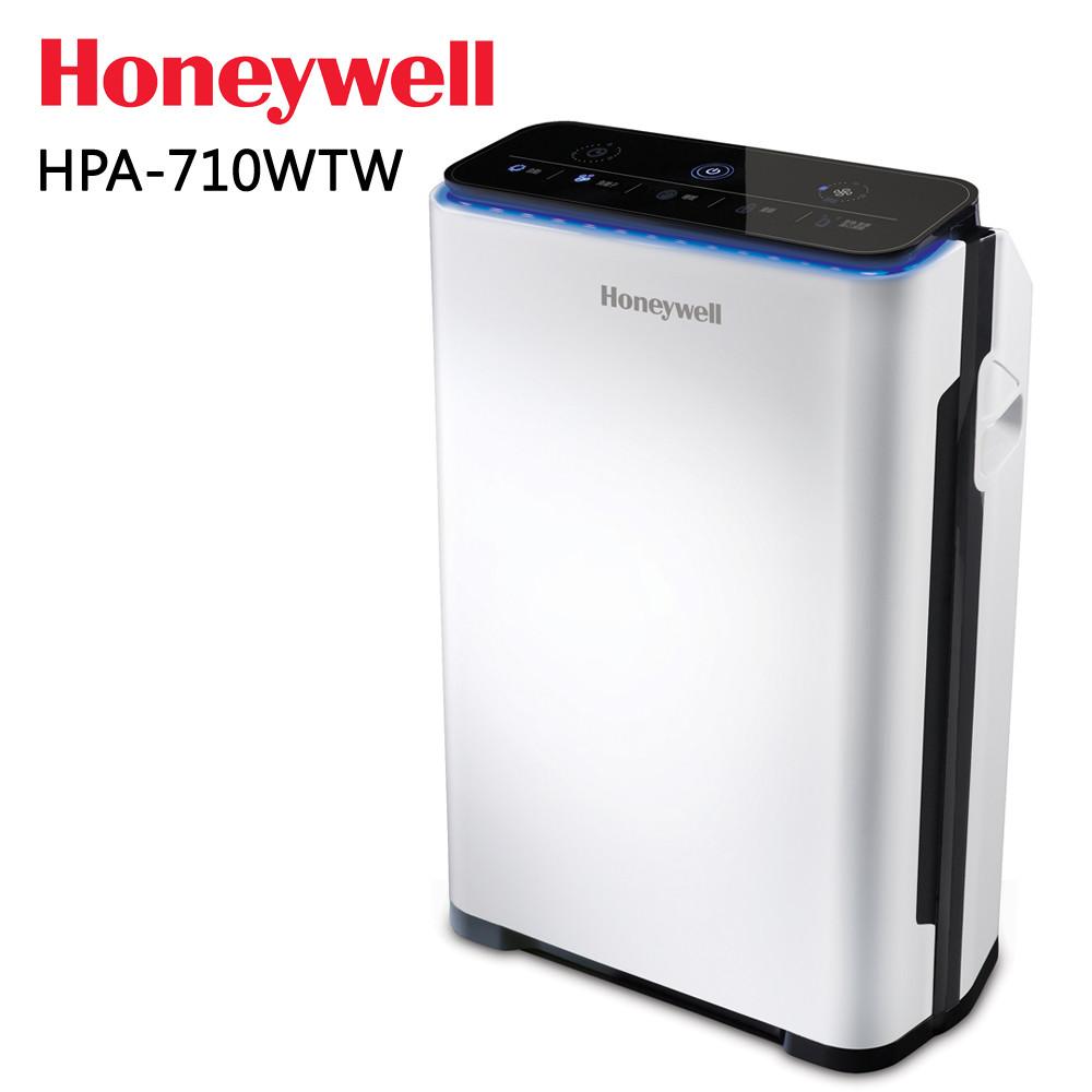 美國honeywell-智慧淨化抗敏空氣清淨機hpa-710wtw
