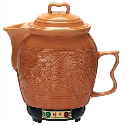 金婦寶3.6l金龍煎藥燉補電壺 (煎一碗水)