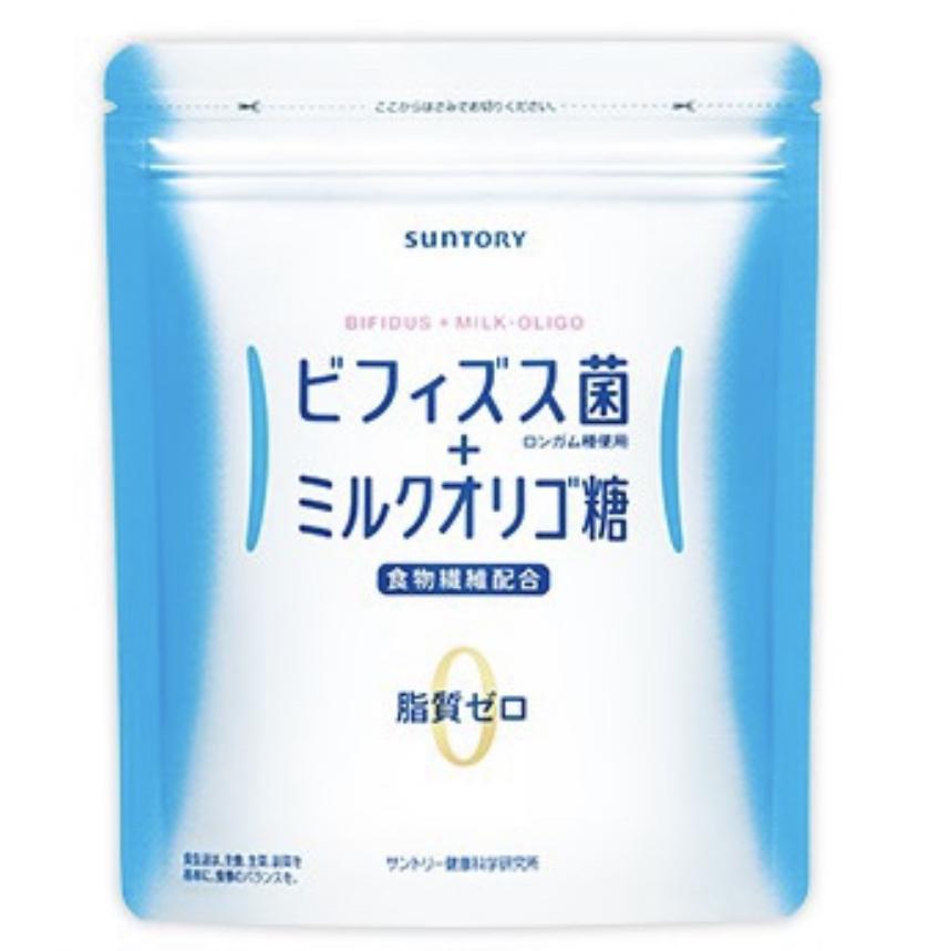 SUNTORY 三得利比菲德氏菌 + 乳寡醣  30包