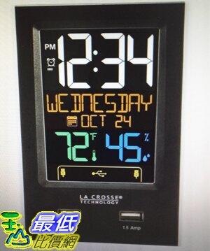 [COSCO代購] W1045570 La Crosse 多功能數位鬧鐘 C86224