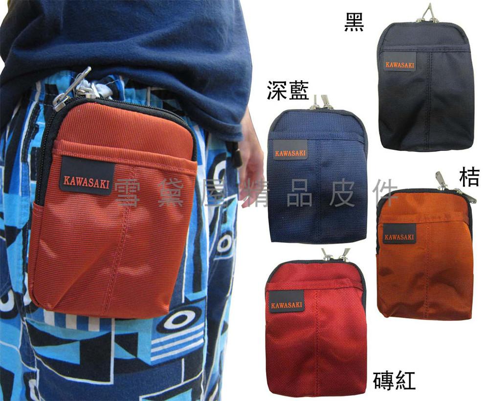 腰包4.7吋手機超無敵耐用外掛腰包pda袋台灣製造品質保證高單數防水尼龍布材質