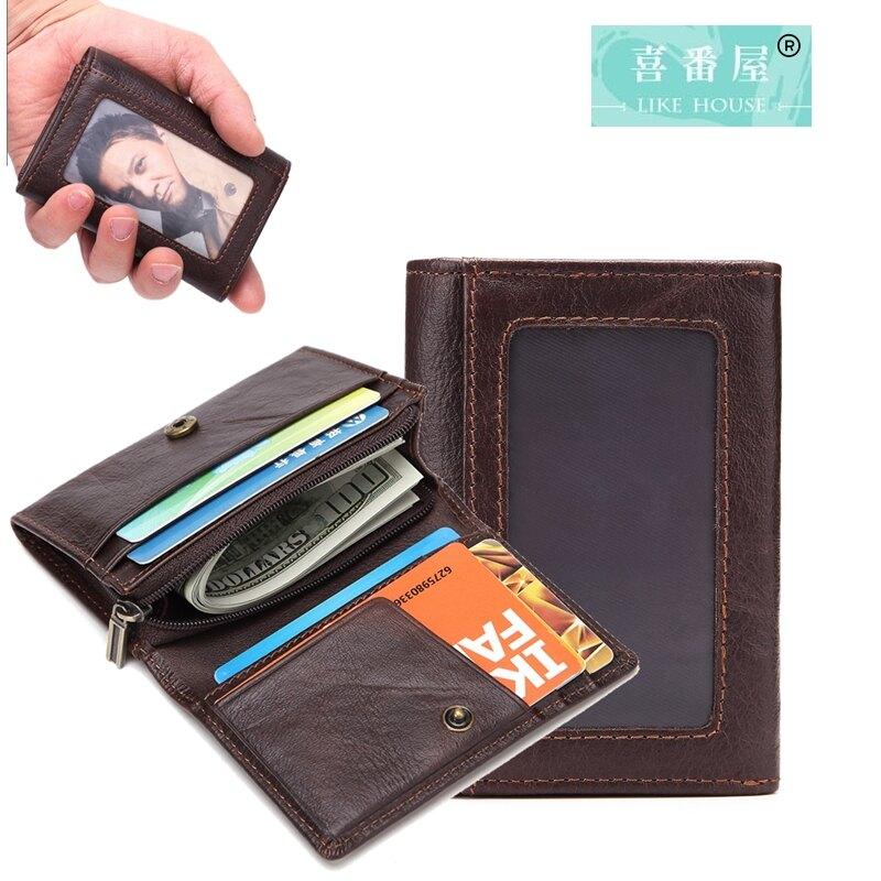 【喜番屋】真皮牛皮男女通用卡片包卡片夾卡片套卡包卡夾卡套皮夾皮包零錢包男夾女夾【LH533】