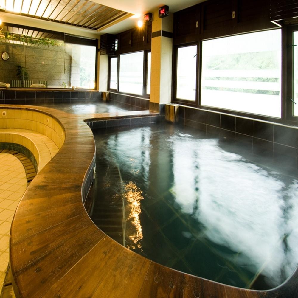 【烏來】山之川溫泉-裸湯+飲料單人券(一套2張)