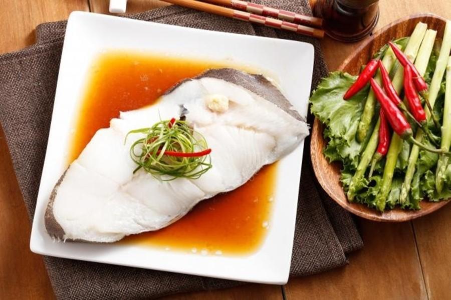 xxl鮮嫩細緻格陵蘭扁鱈(大比目魚)
