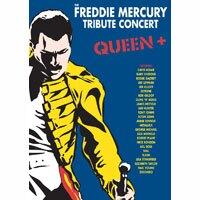 群星向皇后樂團主唱 佛萊迪.摩克瑞致敬 Various Artists: Freddie Mercury Tribute Concert (3DVD) 【Evosound】