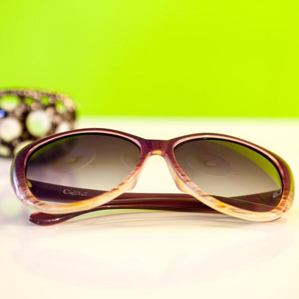 太陽眼鏡/墨鏡/紫晶紋2395c-15版