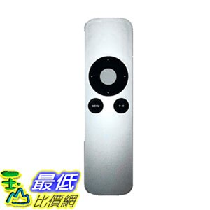 [106美國直購]  遙控器 MC377LL/A Remote Control 適用 apple TV2 TV3 Mac TV 遙控器 (不適用TV4 以上機型) LL09