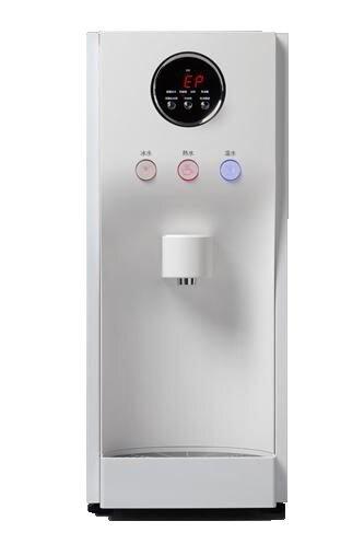 [淨園] HS190/HM190桌上型冰冷熱飲水機/桌上型RO飲水機(內置四道RO逆滲透過濾)白色鏡面烤漆