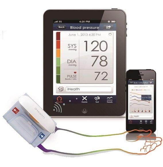 i Health智慧型無線臂式血壓計 BP5,來店享優惠