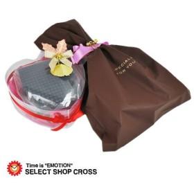 ギフトラッピング ギフトラッピング1500 ネクタイブラウン包装紙 ハート型ケース付 大切なプレゼントに想いを乗せて★ yg-tieht-brown1500 ポイント消化