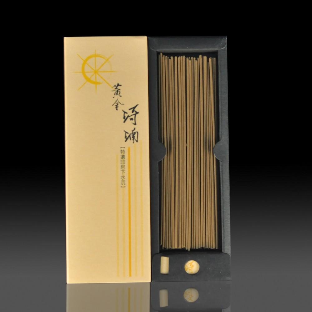 fushankodo 富山香堂黃金琦楠135mm臥香補充包