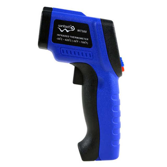 lotuswt300 紅外線測溫槍 紅外線溫度計 溫度槍(非醫療專用請勿用來測量人體體溫)
