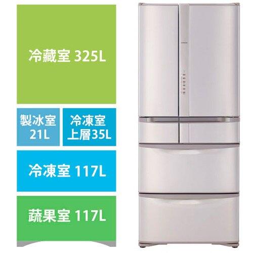 【加送EH-NA45吹風機】HITACHI 日立 RSF62J 冰箱 香檳不銹鋼 615L 6門 日本原裝 1級效能【春夏豪禮】。影音與家電人氣店家東隆電器的東隆電器 首頁有最棒的商品。快到日本NO.
